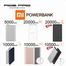 XIAOMI Mi PowerBank 5000 / New 10000 2 / 10000mAh Pro / 20000 mAh 2 2C