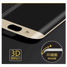 Samsung Galaxy S6 Edge Screen Protector S6 Edge Tempered Glass