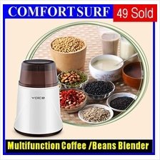 Yoice YM2 Quality Fine 304 Stainless Steel Coffee Beans Herbs Grinder