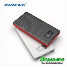 Original PINENG Power Bank 10000 mAH LED Lithium Polymer PN-963