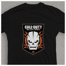 Call of Duty Black OPs 3 Embelem T-shirt