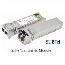 10Gb/s 300m SFP Plus (SFP+) Transceiver 850nm MMF 10GBASE-SR Juniper