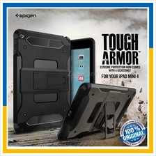 Original Spigen SGP Apple iPad Mini 4 Case Tough Armor Cover Casing
