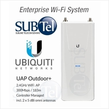 UAP-Outdoor+ Ubiquiti Outdoor AP Plus 2.4GHz WiFi UBNT Malaysia
