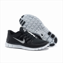 NIKE FREE RUN 5.0 BLACK WHITE