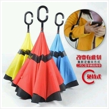 Upside Down Inverted Inside Out Reverse Umbrella ~ Latest Version