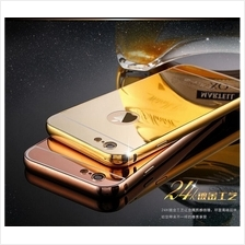 Iphone 5 6S 6+ 7 7+ Redmi Note 3 4 Mirror Metal Bumper Case cover