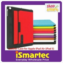 Exquisite Design PU Leather Case for Apple iPad Air (iPad 5)