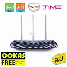 TP-LINK AC750 Wireless Dual Band WiFi Router New Archer C20 UniFi