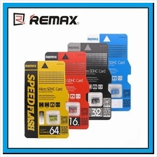 REMAX Class 10 Micro SD SDHC TF Memory Card 8GB 16GB 32GB 64GB
