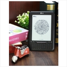 LG E-Ink XGA 1024x768 E-Ink Epub Reader