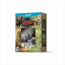 The Legend of Zelda: Twilight Princess HD - Wii U Ready Stock