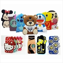 iphone 5 5S 6 6+ 6S 6S+ 3D Cute Silicone case
