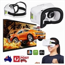 3D VR Virtual Reality Glasses Headset ~ IPhone Samsung Xiaomi 3D Movie