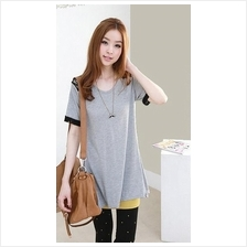 Trendy Lace Design Casual Top