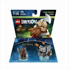 Lord Of The Rings Gimli Fun Pack - LEGO Dimensions