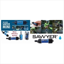 Sawyer Water Filtration System (Filter Air minuman outdoor) RM190