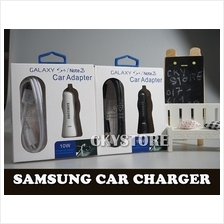 SAMSUNG SINGLE USB PORT 2.0A Car Charger Adapter FREE MICROUSB CABLE