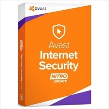 Avast Internet Security 2017 Windows PC Ori Code Not License Key File