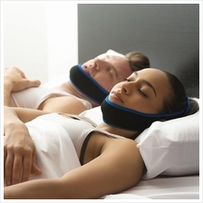 Anti Snore Chin Strap Snore Belt Anti Apnea Jaw Solution Sleep Support
