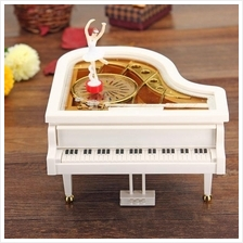 Piano Music Box Classical Dancing Ballerina Valentine Birthday Gift