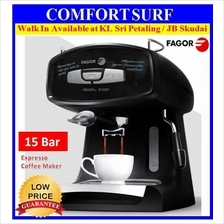 Ori 15 BAR Fagor CR-14 Espresso '2 Cups + Memory' Coffee Maker Machine