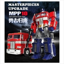 MPP10 Transformers Optimus Prime Alloy Series Toy Kids Transformer