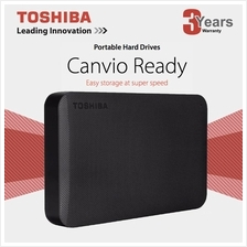 Toshiba Canvio 3.0 USB HDD External Hard Disk Drive 500GB / 1TB / 2TB