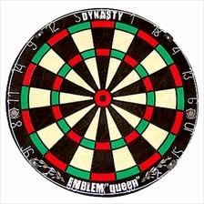 DYNASTY DARTBOARD - STEEL TIP - EMBLEM QUEEN [Type-K]