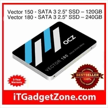 Vector 150/180 - SATA 3 2.5' SSD – 120GB/240GB - Shattering Barriers