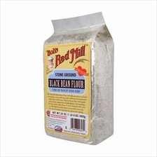 Black Bean Flour (High Fiber, High Protein, Low Fat)( Vegetarian) 24oz