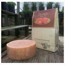 Warisan Bumi Strawberry Natural Soap