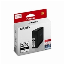 Canon PGI-2700 PBK XL Black Ink (Genuine) PGI2700 MB5370 MB5070 IB4070