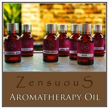 ZENSUOUS Aromatherapy Oil - 15ml / 100ml / 1000ml (19 Type of Scents)