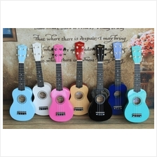 Colorful Ukulele 21' READY STOCK