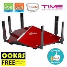 D-LINK DIR-890L AC3200 Ultra Wi-Fi Tri-Band Wireless Router UniFi etc