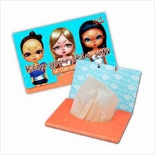 Y.E.T Keep Your Skin Soft Oil Paper Blotter (100 Sheets)