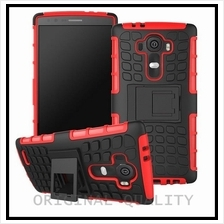 LG G4 Shockproof Armor Standable Case Cover