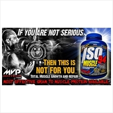 MVP ISOLATE Muscle (HYDRO WHEY )(0 Sugar & FAT) 5LBS Protein protin