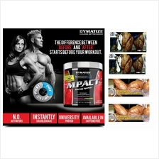 Dymatize MPACT 14SeV (Urat+Stamina+Vein+MUscle+Energy)creatine