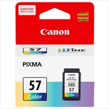 Canon CL-57 Colour Fine Cartridge (Genuine) E400 E460 E480