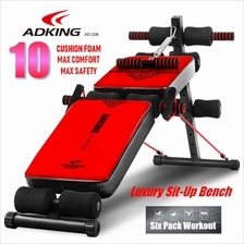 NEW Quality Gym Fitness Ab Crunch Six packs Push Up Sit Up Bench Chair