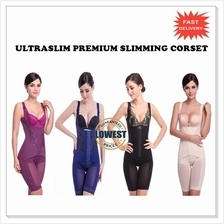 PREMIUM QUALITY Ultra Slim - UltraSlim Slimming Corset (SIZE M TO 5XL))