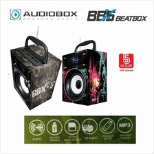 Audibox BBX5 Beatbox 5 hours Speakers