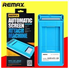 REMAX Automatic Screen Protector Attach Machine For Smartphones