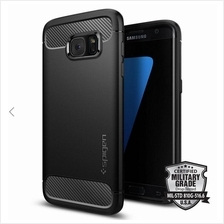 Samsung Galaxy S7 S7 Edge Spigen Case Cover Casing SPIGEN Rugged Armor