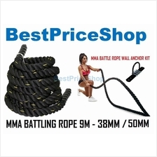 MMA Rope Battling Training Muscle Ropes Martial Art Slimming Home Gym