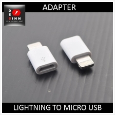 Lightning to Micro USB Adapter Converter