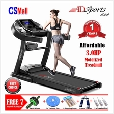 A900 3.0HP Bluetooth Single Multifunction Treadmill Home Gym Fitness