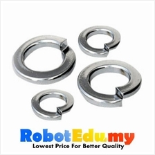 Stainless Steel Spring Washer for Screw Bolt Nut -  M3 M4 M5 M6 M8 M10